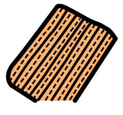 image symbol of matzah