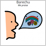image symbol for barchu