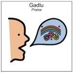 image symbol for gadlu