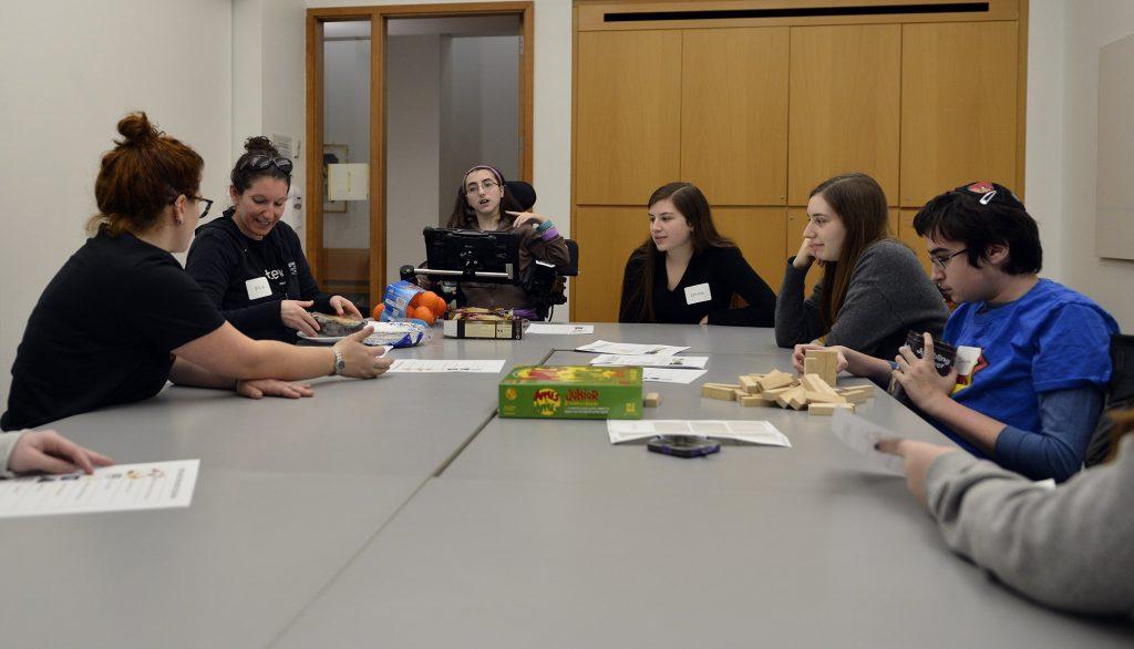 photo of Mitzvah Mensches class